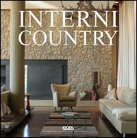 Interni country ediz italiana inglese tedesca e for Case stile inglese interni